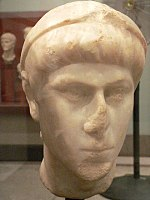 Bust of Constantius II (Mary Harrsch).jpg