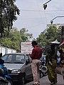 Busy street near near Pune panchayay samiti..jpg