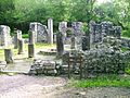 Butrint, anticke vykopavky - baptistry.jpg
