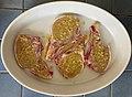 Côtes de porc marinées, cuites au barbecue, mars 2020 (001).jpg