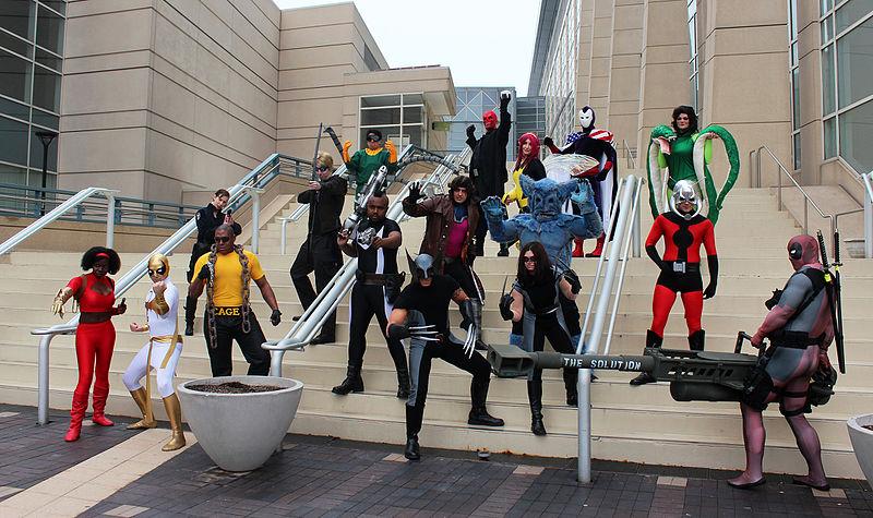 Marvel in Chicago