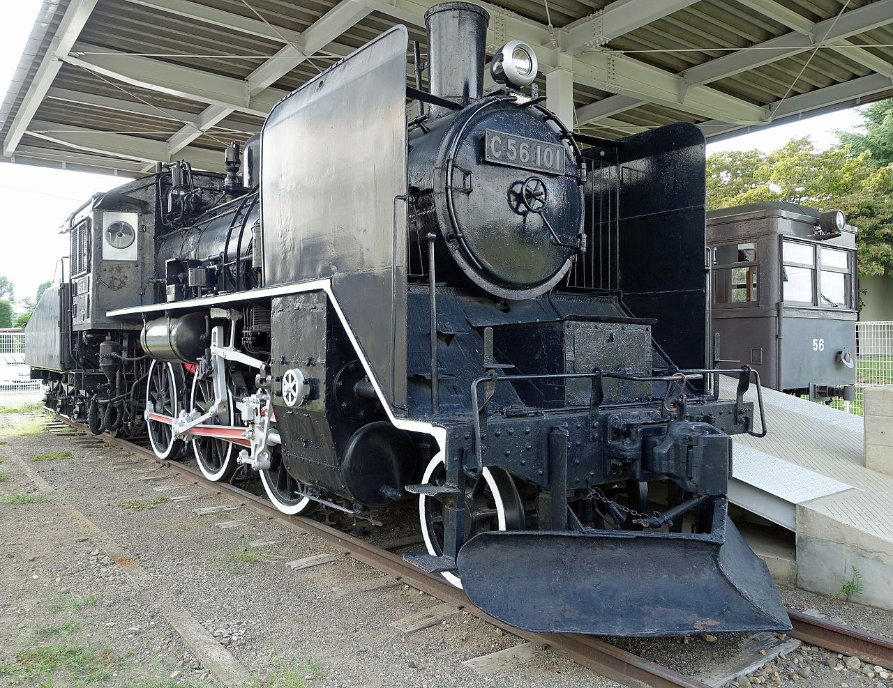 File C56 101 At Saku City 2015 Jpg Wikimedia Commons