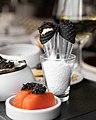 CAFE PRUNIER DuoCornetto CaviarSaumonTsarNikolaj.jpg