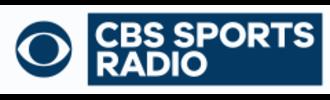 CBS Sports - Image: CBS Sports Radio