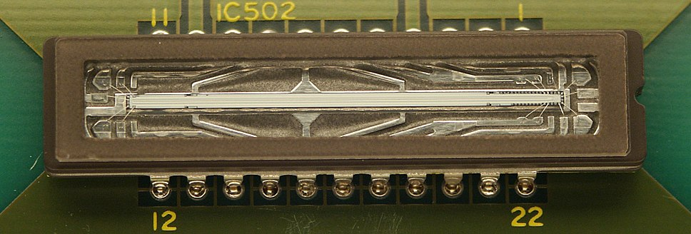 CCD line sensor