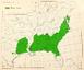 CL-41 Pinus taeda range map.png