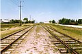 CNR crossing just north of Ontario St - panoramio.jpg