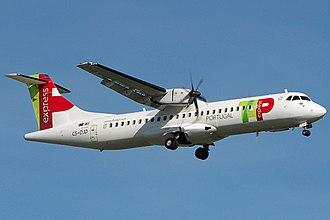 TAP Express - TAP Express ATR 72-600
