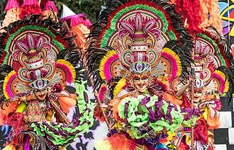 MassKara Festival - Masskara Festival Bacolod City