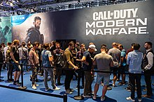 Call Of Duty Modern Warfare 2019 Video Game Wikipedia