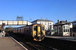 Camborne - FGW 150234 down train.jpg