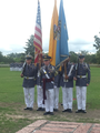 Camden Military Academy BC and Color Guard, Graduation 2018.png