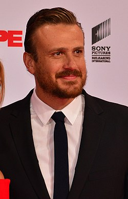 Jason Segel september 2014.