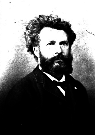 Camille Flammarion - A middle-aged Camille Flammarion
