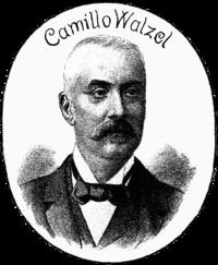 Camillo Walzel 1893 Der Floh (Unsere einstigen Mitarbeiter).png