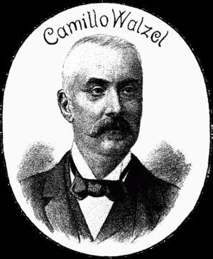 Camillo Walzel