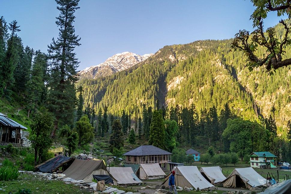 Camp-grahan