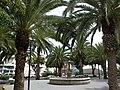 Canaries Tenerife Guimar Avenida Obispo Perez Cacerez Plaza Fontaine - panoramio.jpg