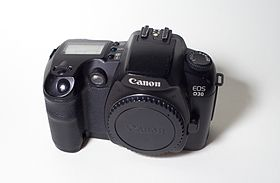 Image illustrative de l'article Canon EOS D30