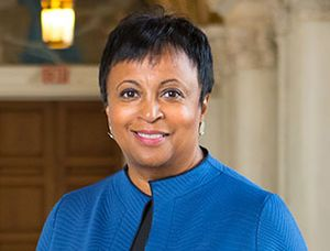 Librarian of Congress - Image: Carla Hayden (cropped)