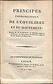 Carnot, Lazare – Principes fondamentaux de l'équilibre et du mouvement, 1803 – BEIC 720234.jpg