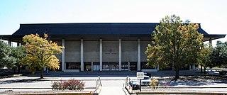 Carolina Coliseum Arena in Columbia, South Carolina