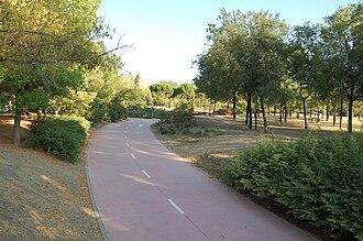 Usera - Pradolongo Park