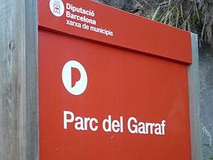 Cartel indicativo del Parque.JPG