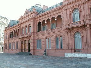 Casa Rosada-ART