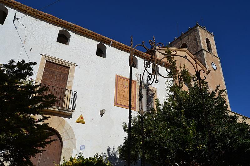 Casa rectoral de Sant Jaume (Sant Jaume dels Domenys) - 1.jpg