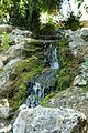 Cascade dans le parc du Clos Lucé.JPG