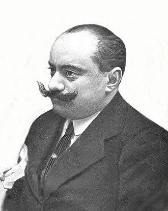 Mario Caserini - Image: Caserini mario 1914