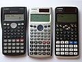 Casio FX82MS FX991ES FX991EX (21356793863).jpg