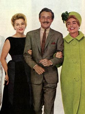 Oleg Cassini - Cassini in 1962