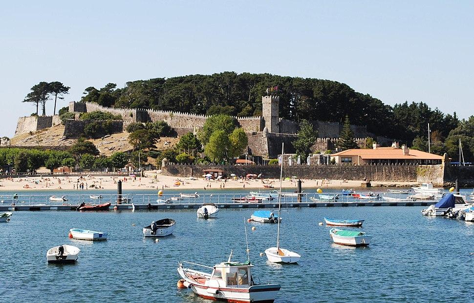 Castelo de Monterreal, recinto amurallado sXVI