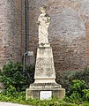Castelsarrasin - Eglise Saint-Sauveur - Monument à saint Alpinien.jpg