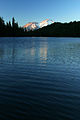 Castle Lake (California) - waves, Mt. Shasta (332260669).jpg