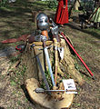 Castlefest 2011 knights weapons.jpg