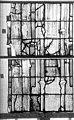 Cathédrale - Vitrail, Chapelle Jeanne d'Arc, la Vierge et l'Enfant, saint jean, baie 36, septième panneau, en haut - Rouen - Médiathèque de l'architecture et du patrimoine - APMH00031339.jpg
