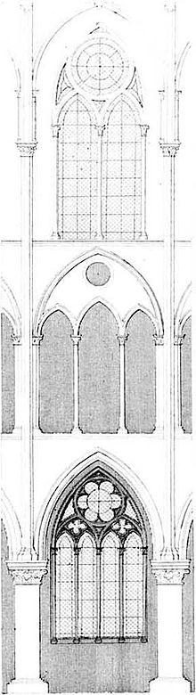 Campata wikipedia - Elementi architettonici di una chiesa ...