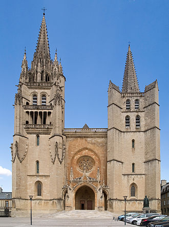 Roman Catholic Diocese of Mende - Mende Cathedral