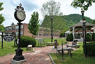 Cedar Bluff, Virginia Town in Virginia, United States