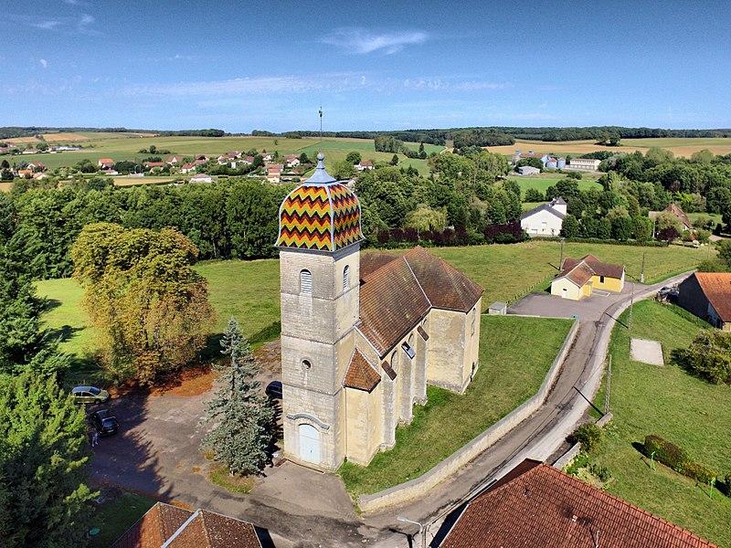 L'église de Guiseuil