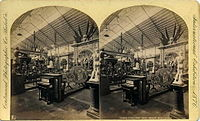 Centennial photographic Co. Philadelphia - Expo Philadelphia 1876 - n. 1454 - Italian section - main building.jpg