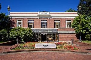 Centralia, Washington - Centralia Timberland Library
