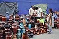 Ceramics Ware - West Bengal State Handicrafts Expo - Milan Mela Complex - Kolkata 2014-12-06 1223.JPG
