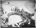 Ceremonial group, Hopi or Navaho - NARA - 523709.tif