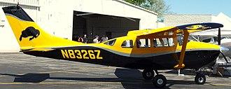 Cessna 206 - Cessna 205A