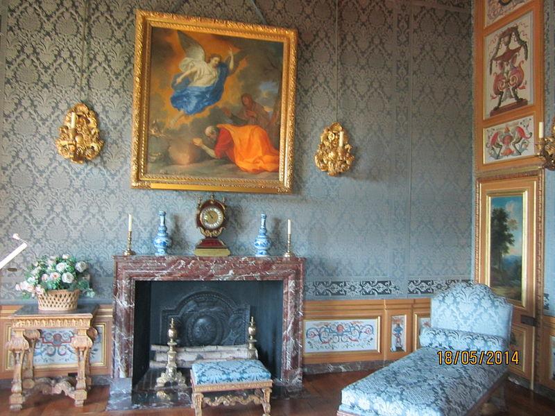 Château de Vaux-le-Vicomte - Cabinet de Madame Fouquet 1.JPG