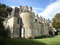 Chahaignes - Château de Bénéhard, XVIe & XVIIe (MH).JPG